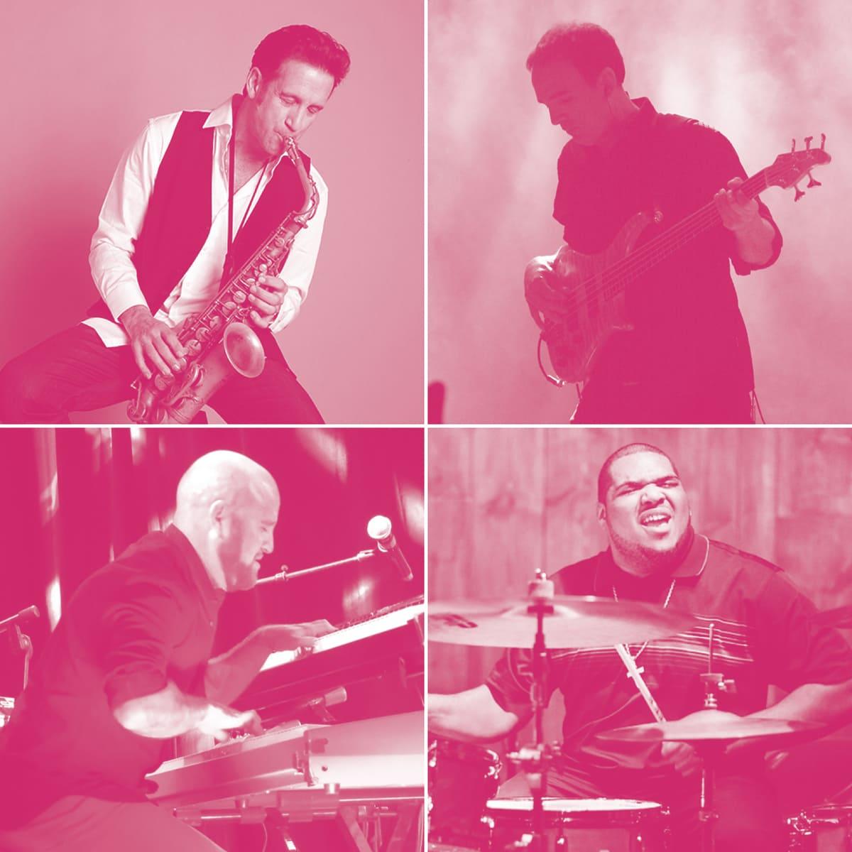 Tizer Quartet featuring Eric Marienthal